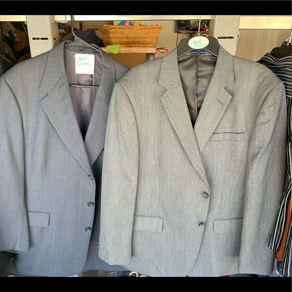 Stafford Other - Men's Suit Jackets - 46B/46R Dillard's/Stafford